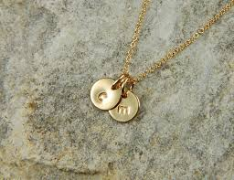 personalized gold jewelry gold necklace 7 mm personalized gold necklace baby