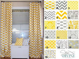 Mustard Colored Curtains Inspiration Best 25 Yellow And Grey Curtains Ideas On Pinterest Yellow