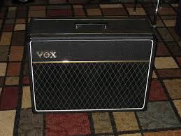 vox ac30 2x12 extension cabinet vox ac30 2x12 extension cabinet black w black grill reverb