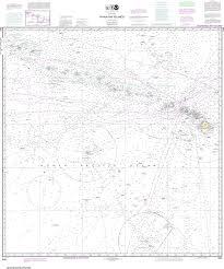 Noaa Maps Us Charts Hawai U0027i An Islands Island Of Oahu Captain U0027s Supplies