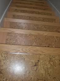 Cork Floor Kitchen by Backyard Cork Flooring For Basement Cork Flooring For Basement