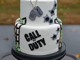 call of duty cake topper call of duty birthday cake cakecentralcom creative ideas