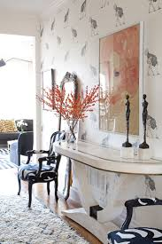 Wallpaper Home Interior 47 Best Wallpaper Images On Pinterest Home Fabric Wallpaper And