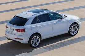 suv audi q3 2015 audi q3 reviews and rating motor trend