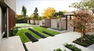 Small Contemporary Garden Ideas Modern Front Garden Design Pianotiles Info