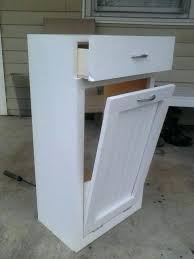 kitchen trash can ideas kitchen trash can ideas pull out trash can in a kitchen cabinet