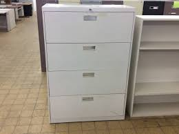 Filing Cabinets Lateral 18x36x52 4 Drawer Light Violet Lateral File Cabinet Nd Surplus