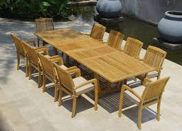 Patio Table Sets Buy Teak Table Sets Classic Teak Patio Furniture