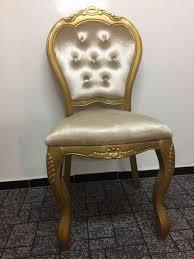 chaise dorée chaise louis xv dorée options location au maroc
