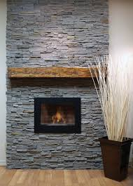 Stone Wall Living Room Contemporary Design Faux Stone Wall Panels Med Art Home Design