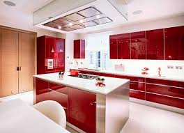 Red Kitchen With White Cabinets Kitchen Cabinet Ideas For A Modern Classic Look Freshome Com