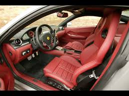 ferrari custom interior 2009 ferrari 599 gtb fiorano personalization programme interior