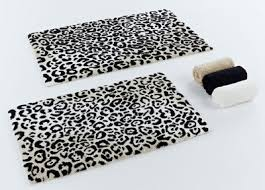 Leopard Bathroom Rugs Abyss Habidecor Leopard Pattern Bath Rugs Mats J Brulee Home