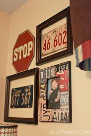Car Themed Home Decor Best 25 Nursery Gallery Walls Ideas On Pinterest Nursery Baby
