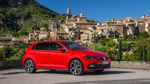 gti volkswagen 2018 vw polo gti 2018 review by car magazine