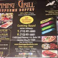 China Buffet And Grill by Flaming Grill U0026 Supreme Buffet 56 Photos U0026 18 Reviews Chinese