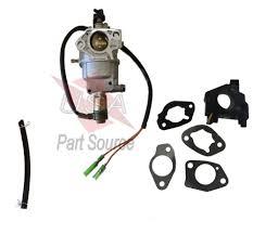 wen powerpro generator carburetor 56551 56680 56682 5500 6800