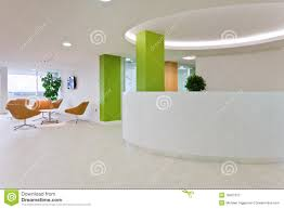 Modern Office Reception Desk Modern Office Reception Stock Photography Image 16907972