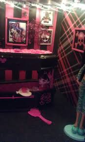 monster high bedroom decorating ideas room decorating idea for monster high doll house books worth