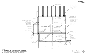 plans house framing plans cross section house free home design