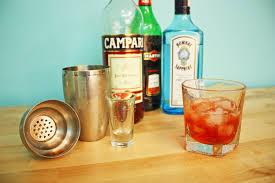 martini rossi sweet vermouth negroni cocktail recipe u2013 bite sip savour bite sip savour