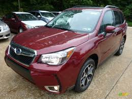 red subaru forester 2017 2014 venetian red pearl subaru forester 2 0xt touring 84042528