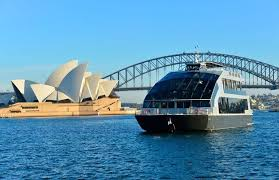 sydney harbour cruises clearview glass boat premium sydney harbour cruises