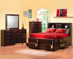 Platform Bedroom Sets With Storage Bedroom Excellent Platform Bed By Macys Bedroom Furniture With