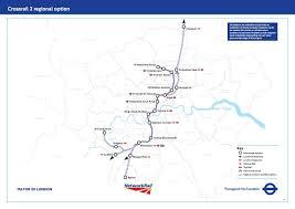 tfl takeover of london rail could be u0027crossrail 3 u0027 u2013 lord adonis