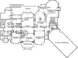 house with 2 master bedrooms grand master suite 13479by architectural designs house plans