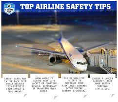how safe is flying four air safety tips asecurelife