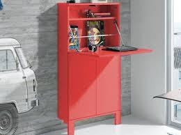 bureau secr騁aire meuble meuble bureau secretaire meuble rangement bureau design eyebuy
