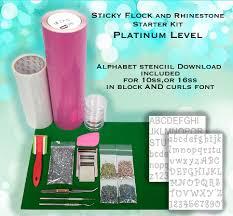 rhinestone equipment rhinestone equipment packages rhinestone