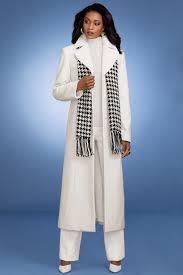 long a line wool coat metrostyle