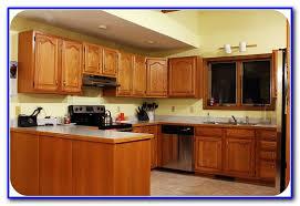 paint colors kitchen honey oak cabinets home design health