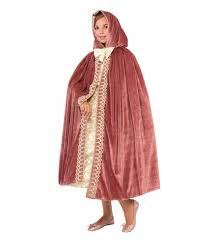 Big Kid Halloween Costumes Rose Colored Style Big Girls Princess Cape Girls Costumes Kids