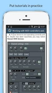 fruity loops apk free flstudio 12 11 tutorials android apps on play