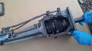 1965 1968 mustang manual 3 speed transmission youtube