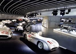 mercedes museum stuttgart interior mercedes benz iedei