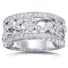 womens wedding bands vintage women s wedding bands shop the best bridal wedding rings