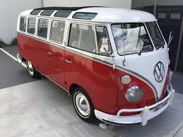 volkswagen minibus 1964 1964 vw kombi samba 21 window split screen porsche classics