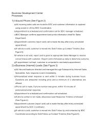 96 bdc operations manual template