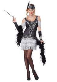 skeleton dress spirit halloween womens razzle dazzle flapper dress
