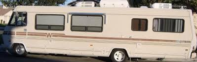 recreational vehicles class c motorhomes 1985 winnebago chieftain
