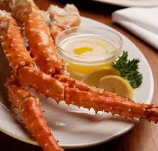 Buffet With Crab Legs by How To Cook Perfect King Crab Legs Whats Cooking America Crab