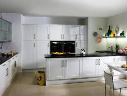 Modern Cabinets Kitchen Some White Shaker Kitchen Cabinets Designs Ideas