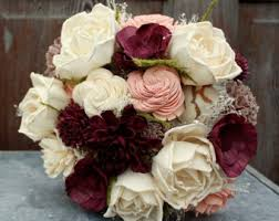 bouquets for wedding wedding bouquets etsy