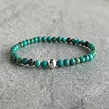 turquoise bracelet images Genuine turquoise bracelet men 39 s women 39 s sterling silver jpg