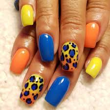 Nail Designs Cheetah 21 Print Nail Designs Ideas Design Trends Premium