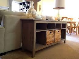 Hallway Table Inspiring Hallway Table With Shoe Storage And Square Rattan Basket